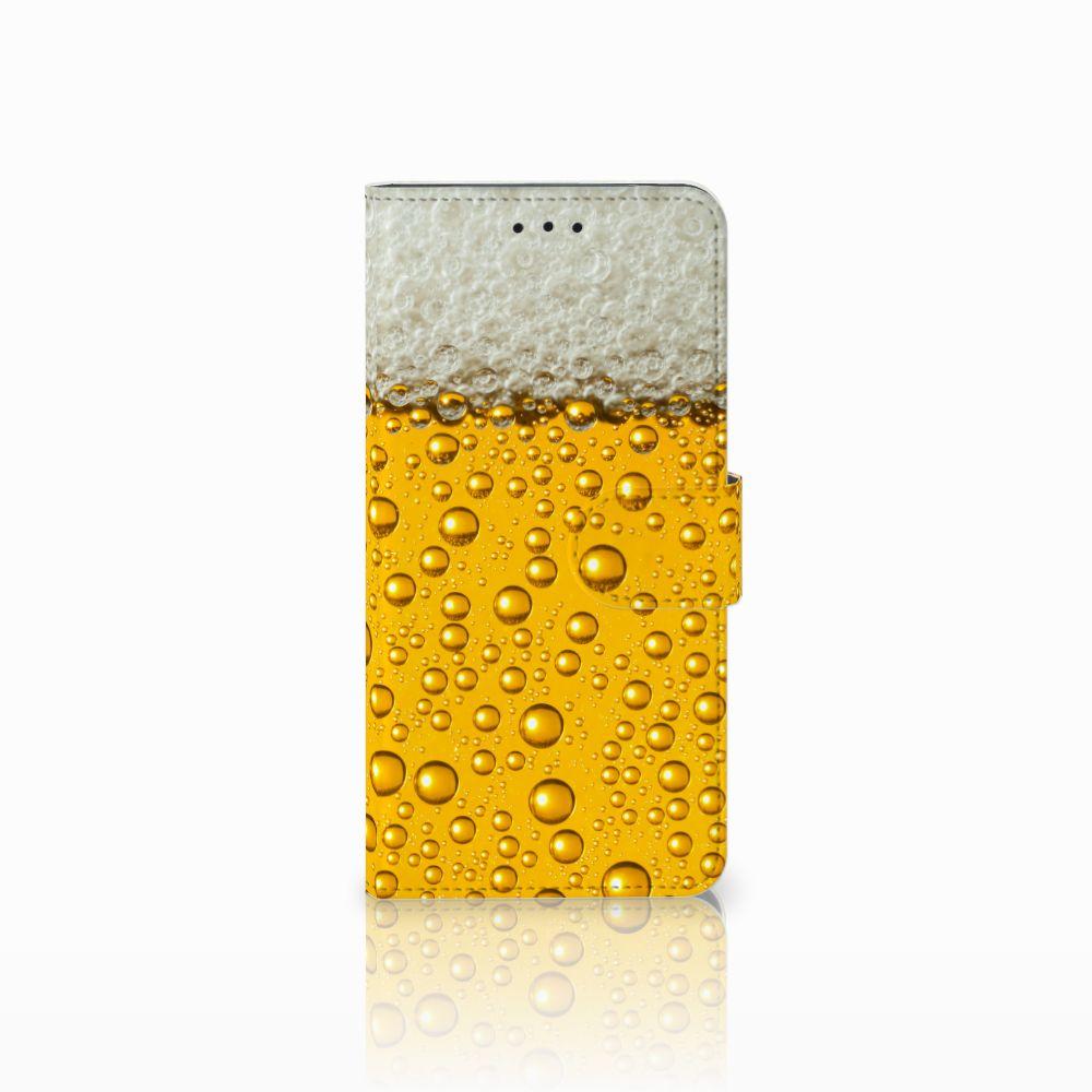 Motorola Moto E5 Uniek Boekhoesje Bier