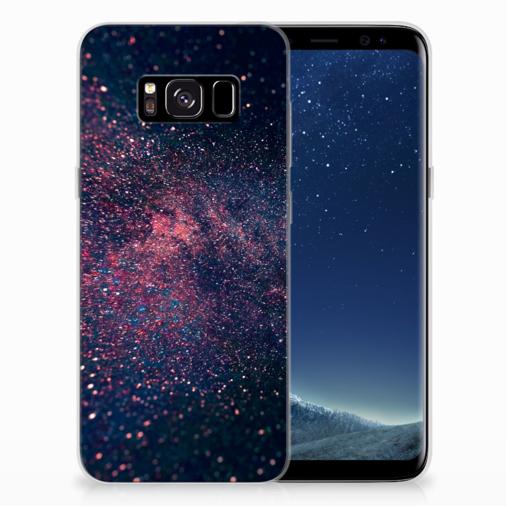 Samsung Galaxy S8 TPU Hoesje Stars