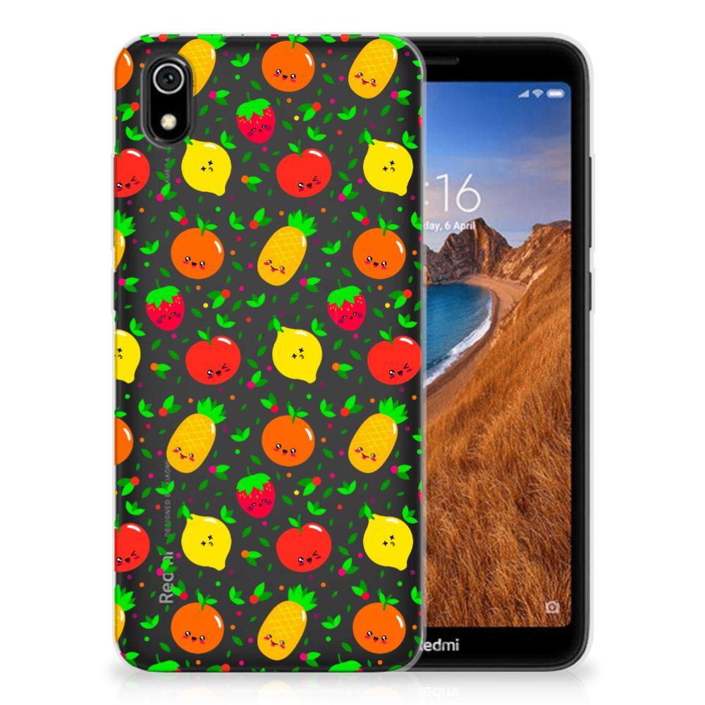 Xiaomi Redmi 7A Siliconen Case Fruits