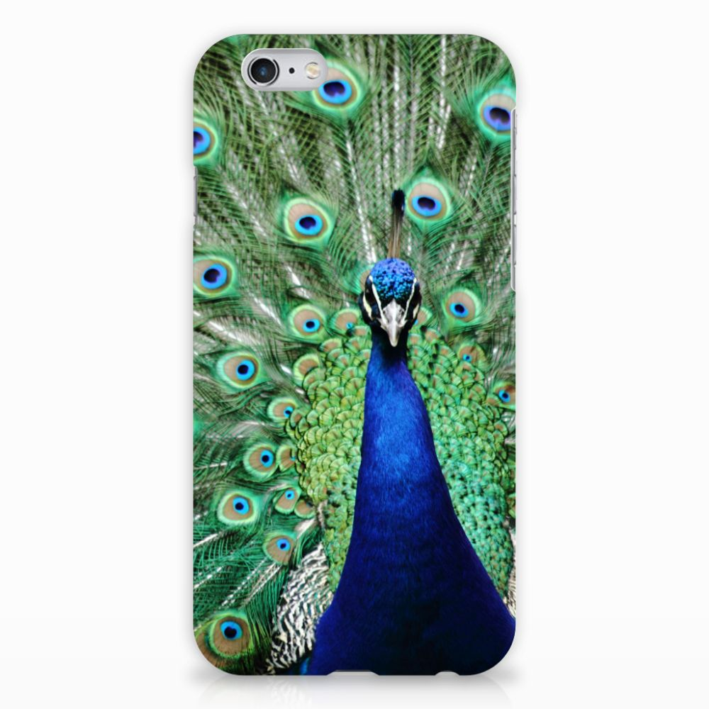 Apple iPhone 6 | 6s Hardcase Hoesje Design Pauw