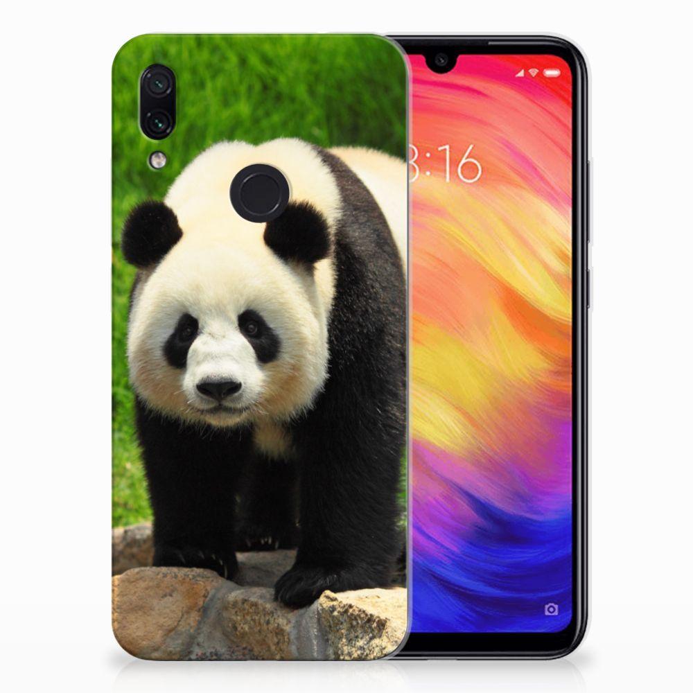 Xiaomi Redmi Note 7 Pro TPU Hoesje Panda