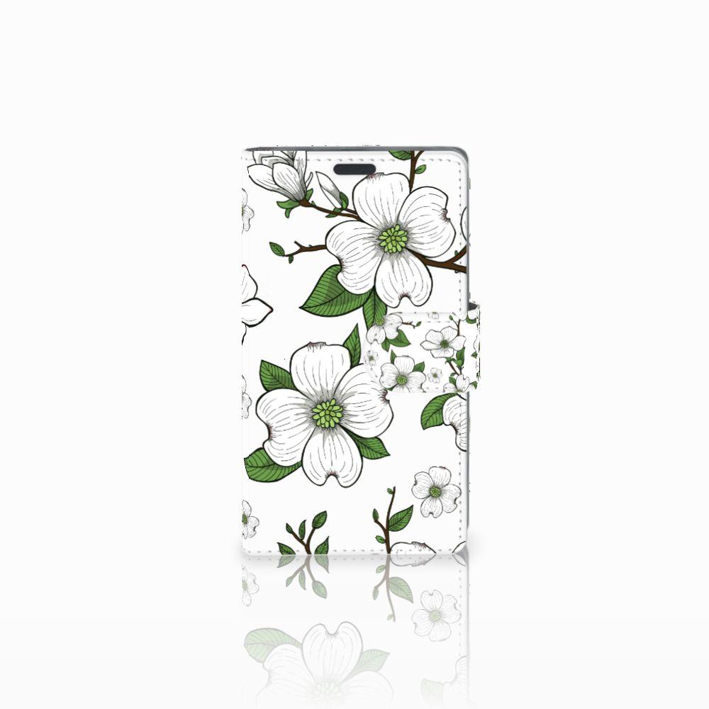 Nokia Lumia 625 Boekhoesje Design Dogwood Flowers