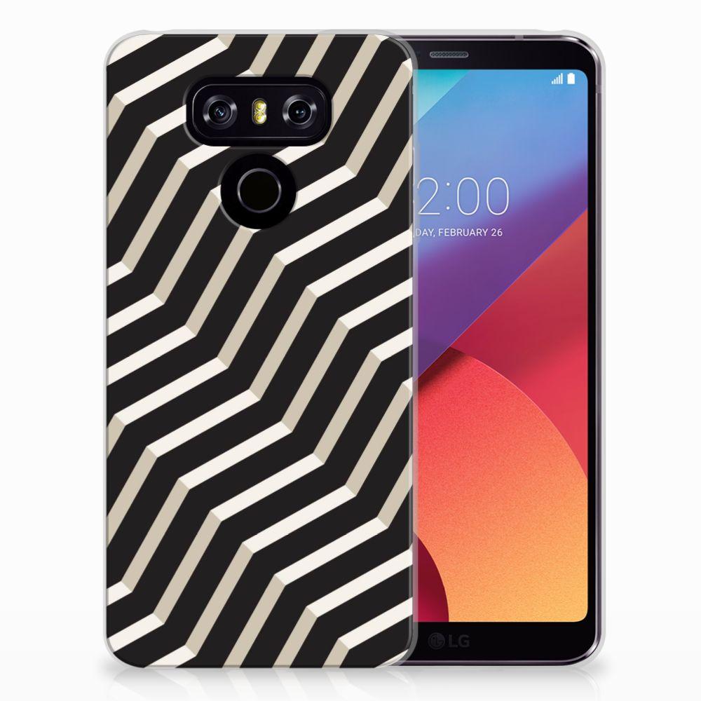 LG G6 TPU Hoesje Illusion