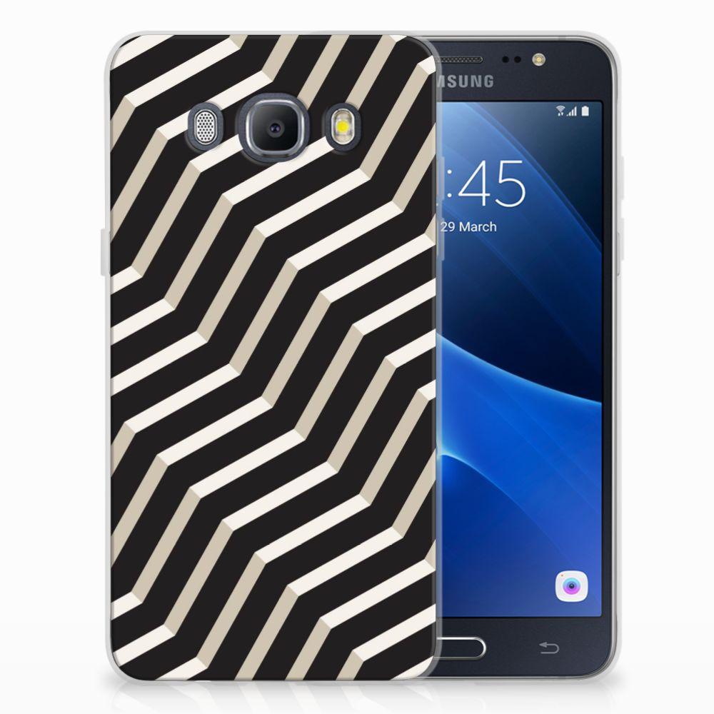 Samsung Galaxy J5 2016 TPU Hoesje Illusion