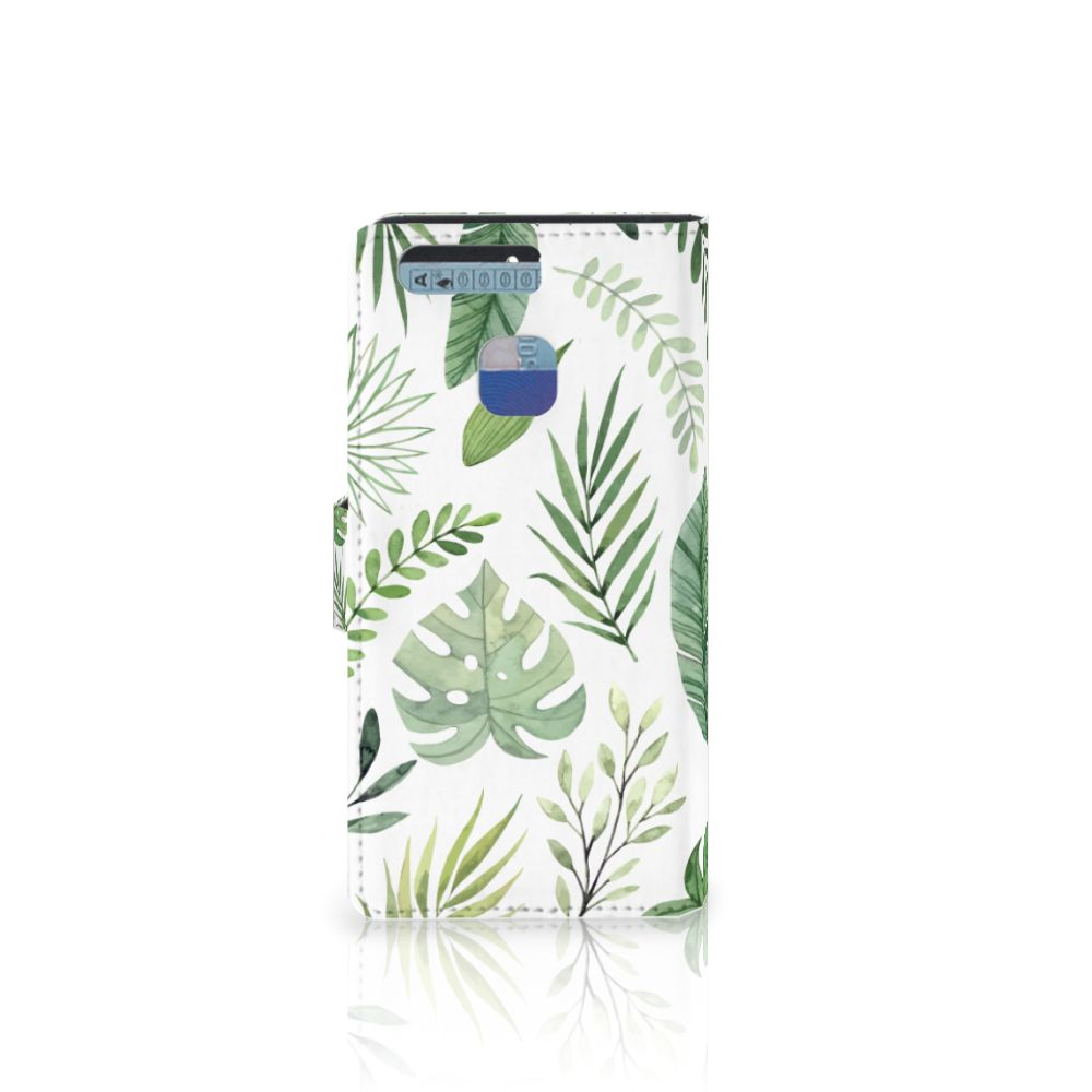 Huawei P9 Hoesje Leaves