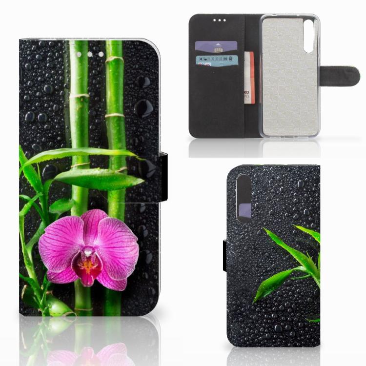 Huawei P20 Pro Hoesje Orchidee