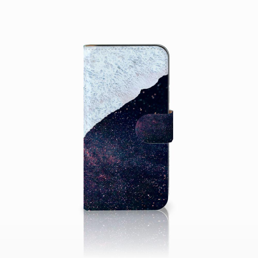 Samsung Galaxy E5 Bookcase Sea in Space