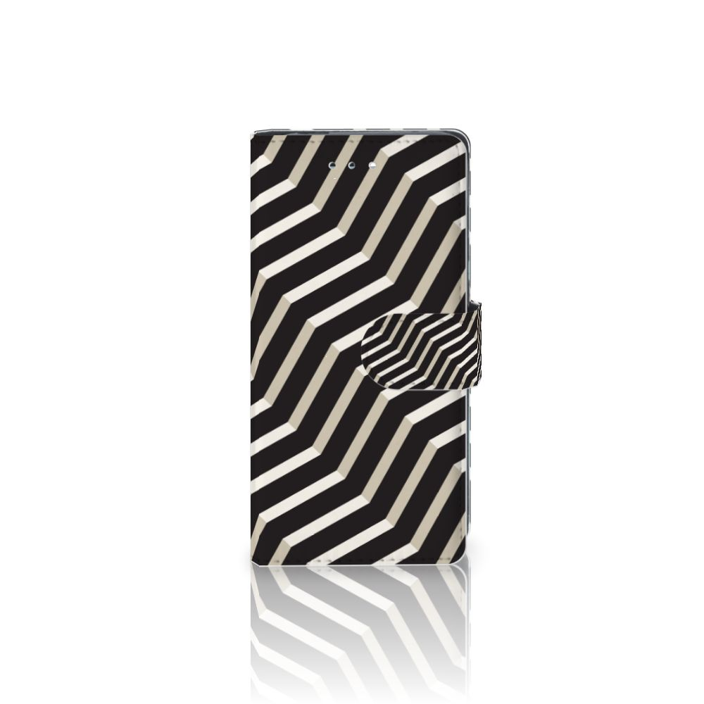 Huawei P9 Boekhoesje Design Illusion