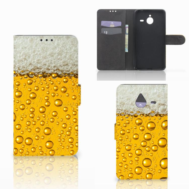 Microsoft Lumia 640 XL Book Cover Bier