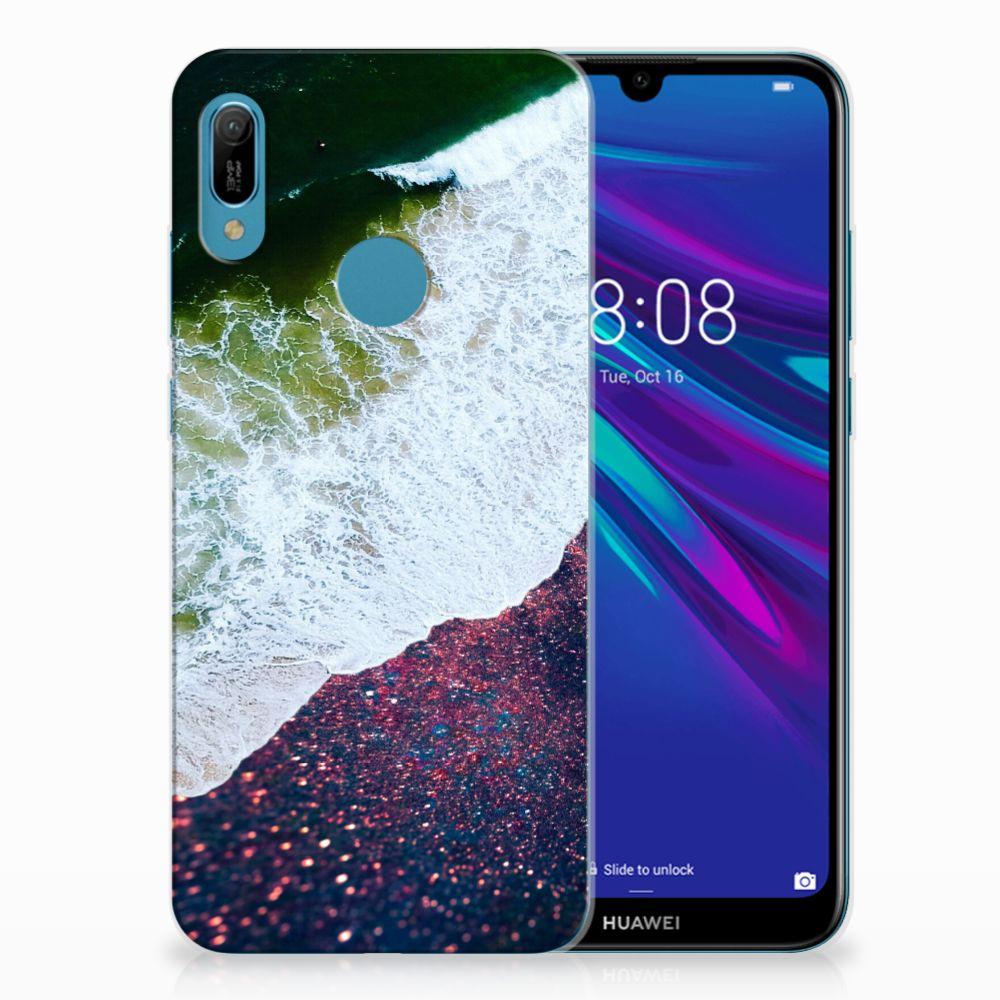 Huawei Y6 2019 | Y6 Pro 2019 TPU Hoesje Sea in Space