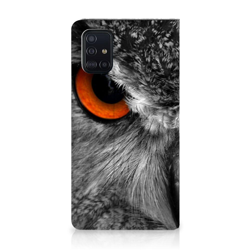 Samsung Galaxy A51 Hoesje maken Uil