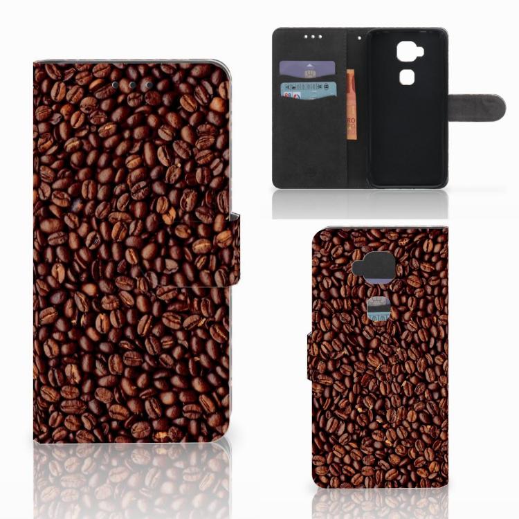 Huawei G8 Book Cover Koffiebonen
