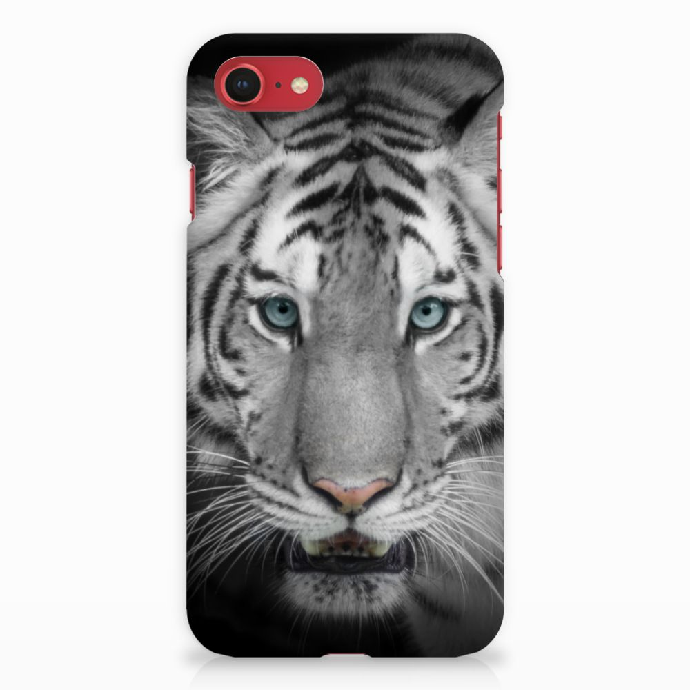 Apple iPhone 7 | 8 Rubber Case Tijger