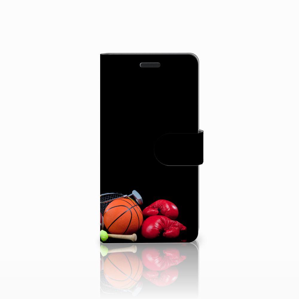 Samsung Galaxy A7 2015 Boekhoesje Design Sports