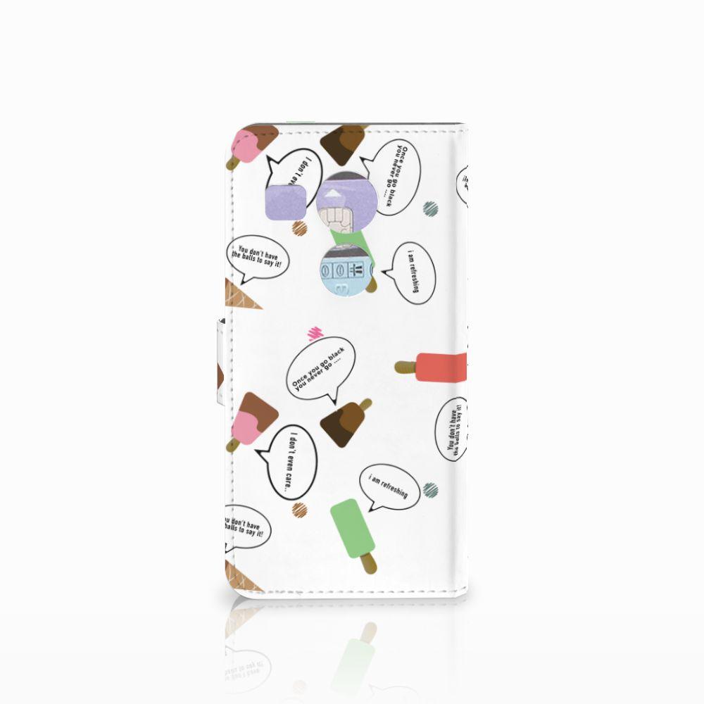 LG Nexus 5X Book Cover IJsjes