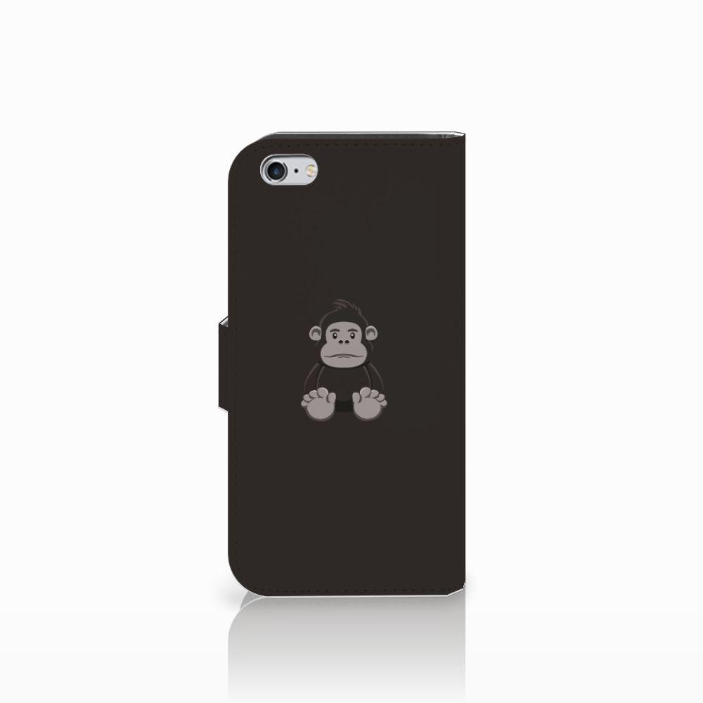 Apple iPhone 6 | 6s Leuk Hoesje Gorilla