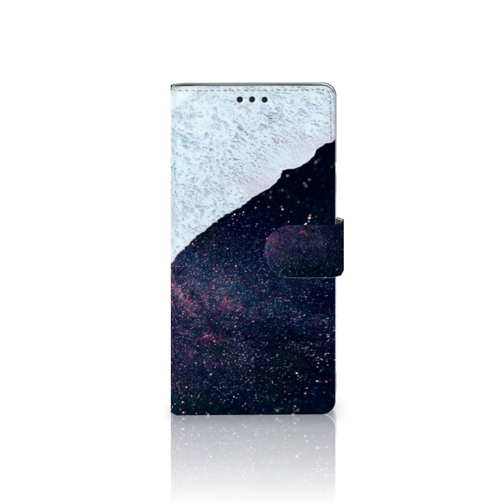 Sony Xperia XA Ultra Boekhoesje Design Sea in Space
