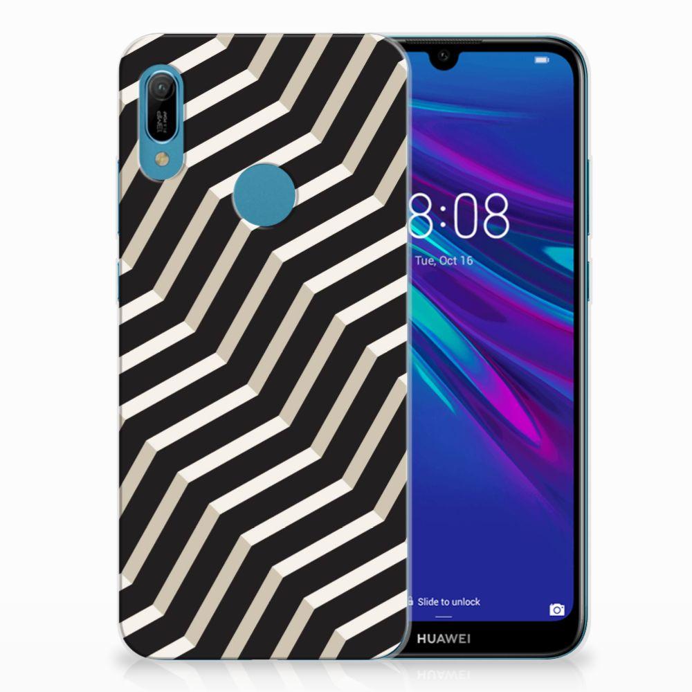 Huawei Y6 2019 | Y6 Pro 2019 TPU Hoesje Illusion