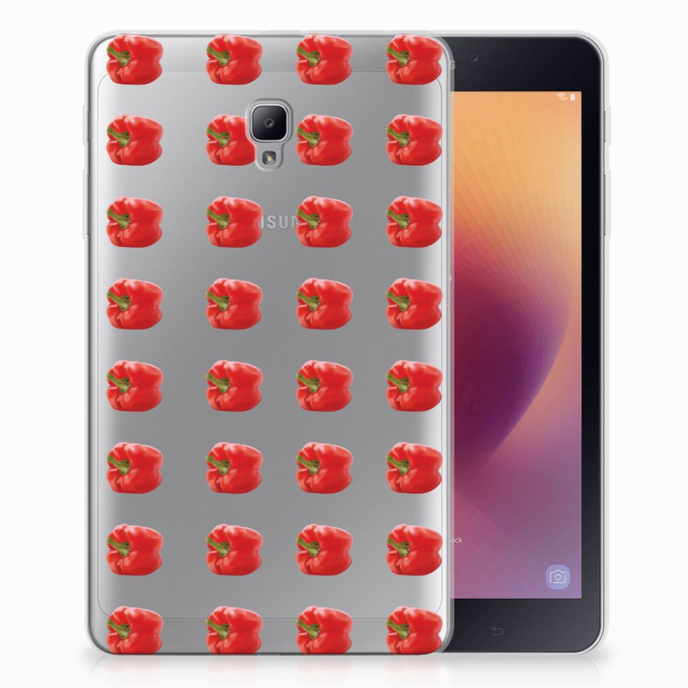 Samsung Galaxy Tab A 8.0 (2017) Tablet Cover Paprika Red