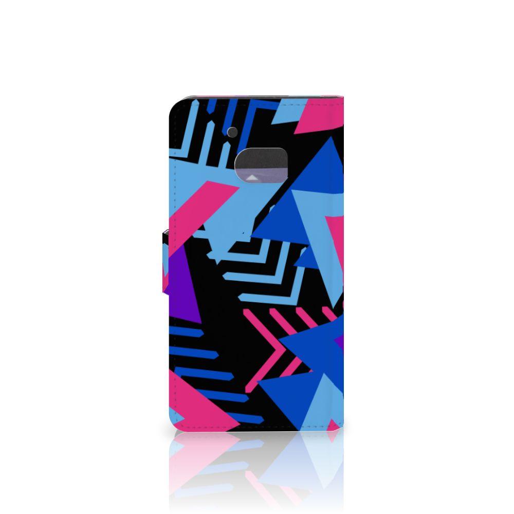 HTC 10 Bookcase Funky Triangle