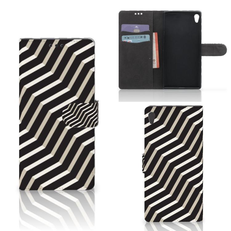Sony Xperia XA Ultra Bookcase Illusion