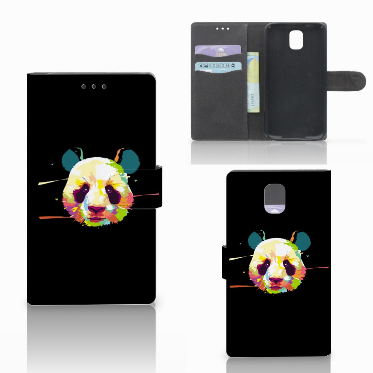 Samsung Galaxy Note 3 Leuk Hoesje Panda Color