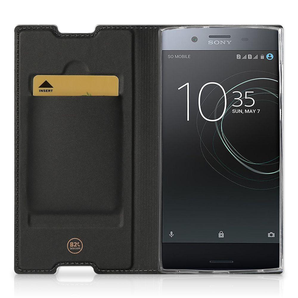 Sony Xperia L1 Hoesje maken Zwarte Kat