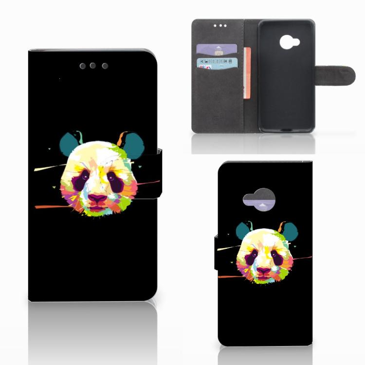 HTC U Play Leuke Hoesje Panda Color