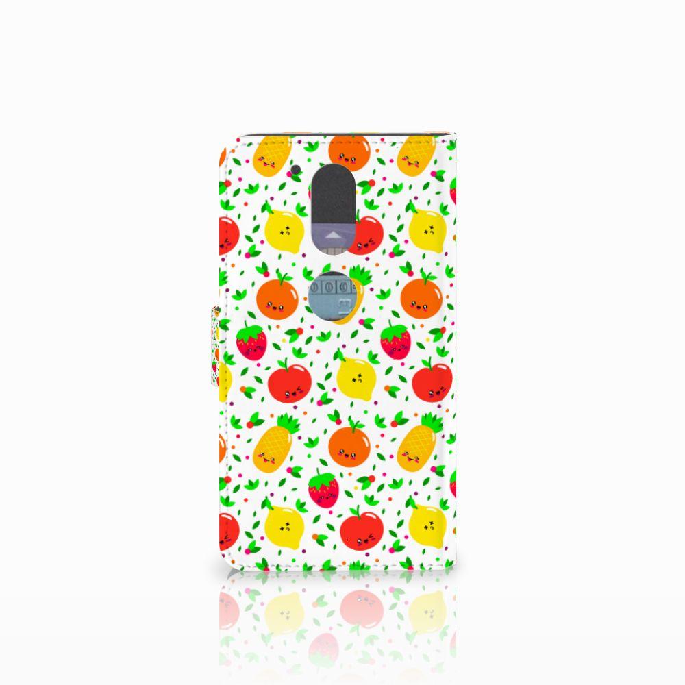 Motorola Moto G4 | G4 Plus Book Cover Fruits