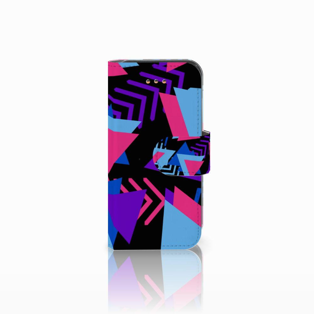 Apple iPhone 5C Bookcase Funky Triangle