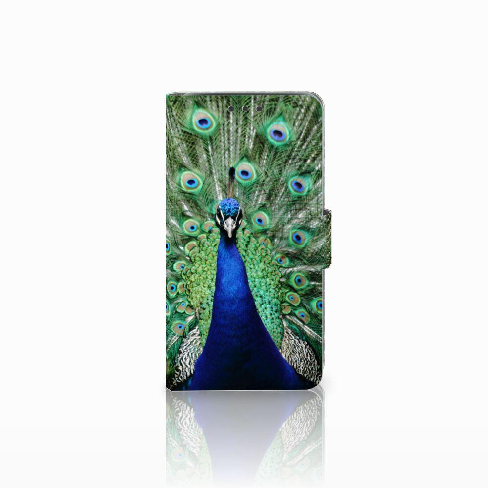 Samsung Galaxy J5 (2015) Boekhoesje Design Pauw