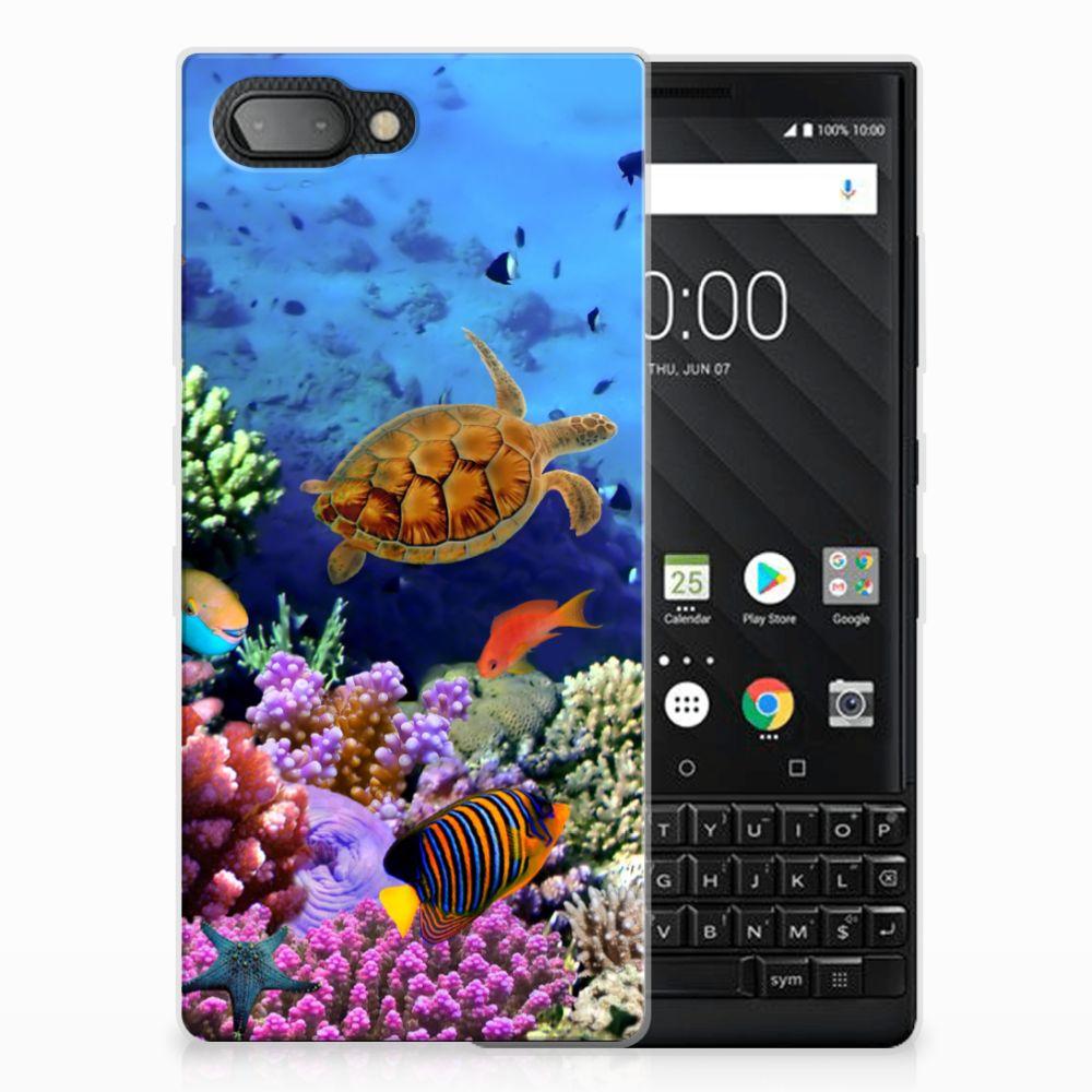 BlackBerry Key2 Leuk Hoesje Vissen