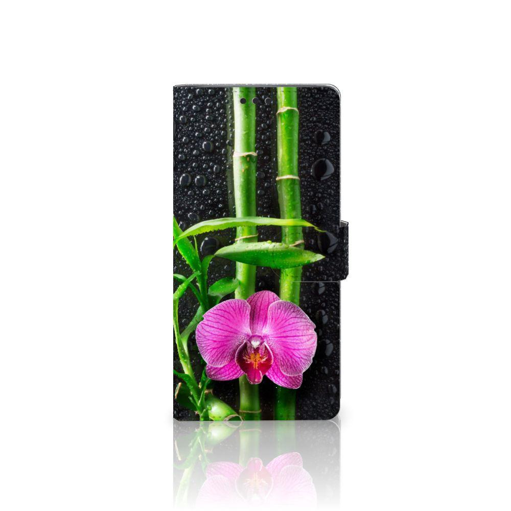 Sony Xperia XA Ultra Boekhoesje Design Orchidee
