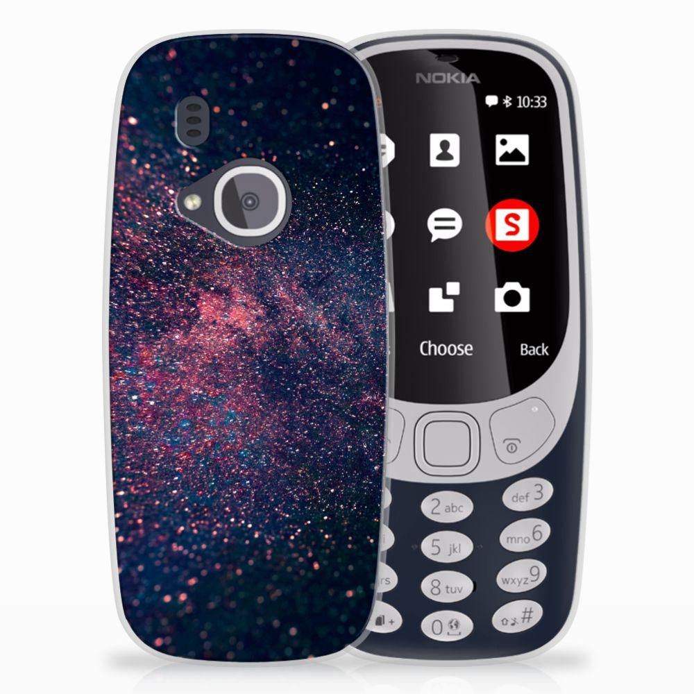 Nokia 3310 (2017) TPU Hoesje Stars