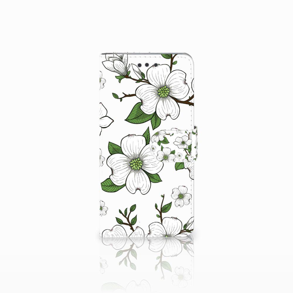 HTC U Play Boekhoesje Design Dogwood Flowers