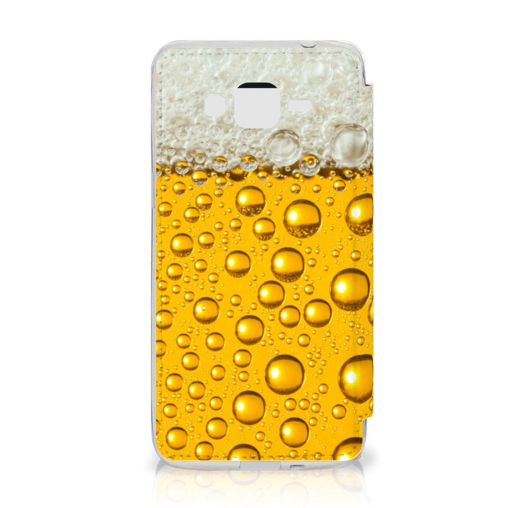 Samsung Galaxy Grand Prime Book Cover Bier