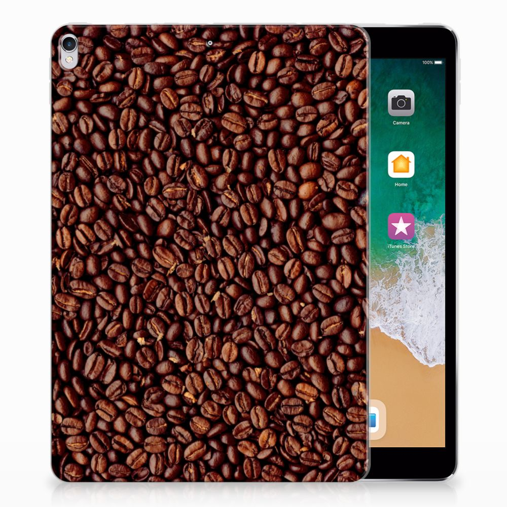 Apple iPad Pro 10.5 Tablet Cover Koffiebonen