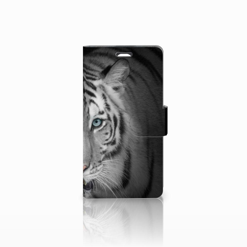 LG Magna | G4C Uniek Boekhoesje Tijger