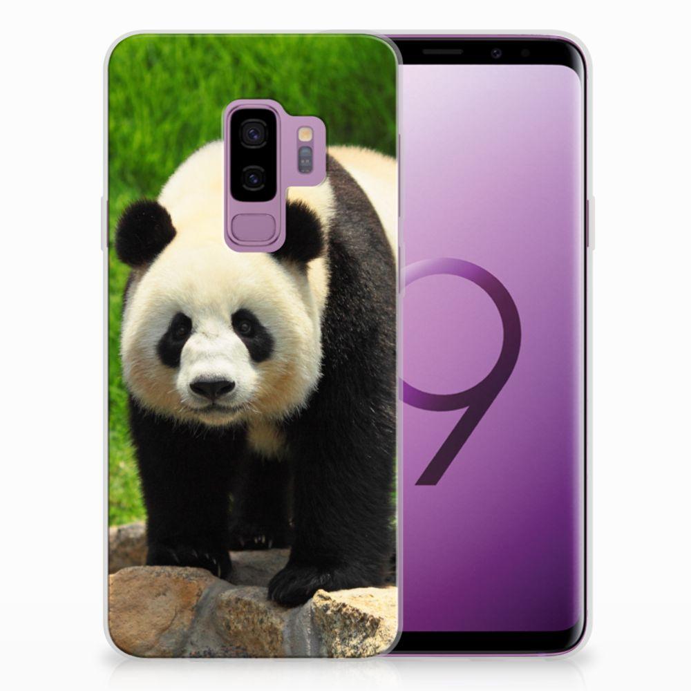 Samsung Galaxy S9 Plus TPU Hoesje Design Panda