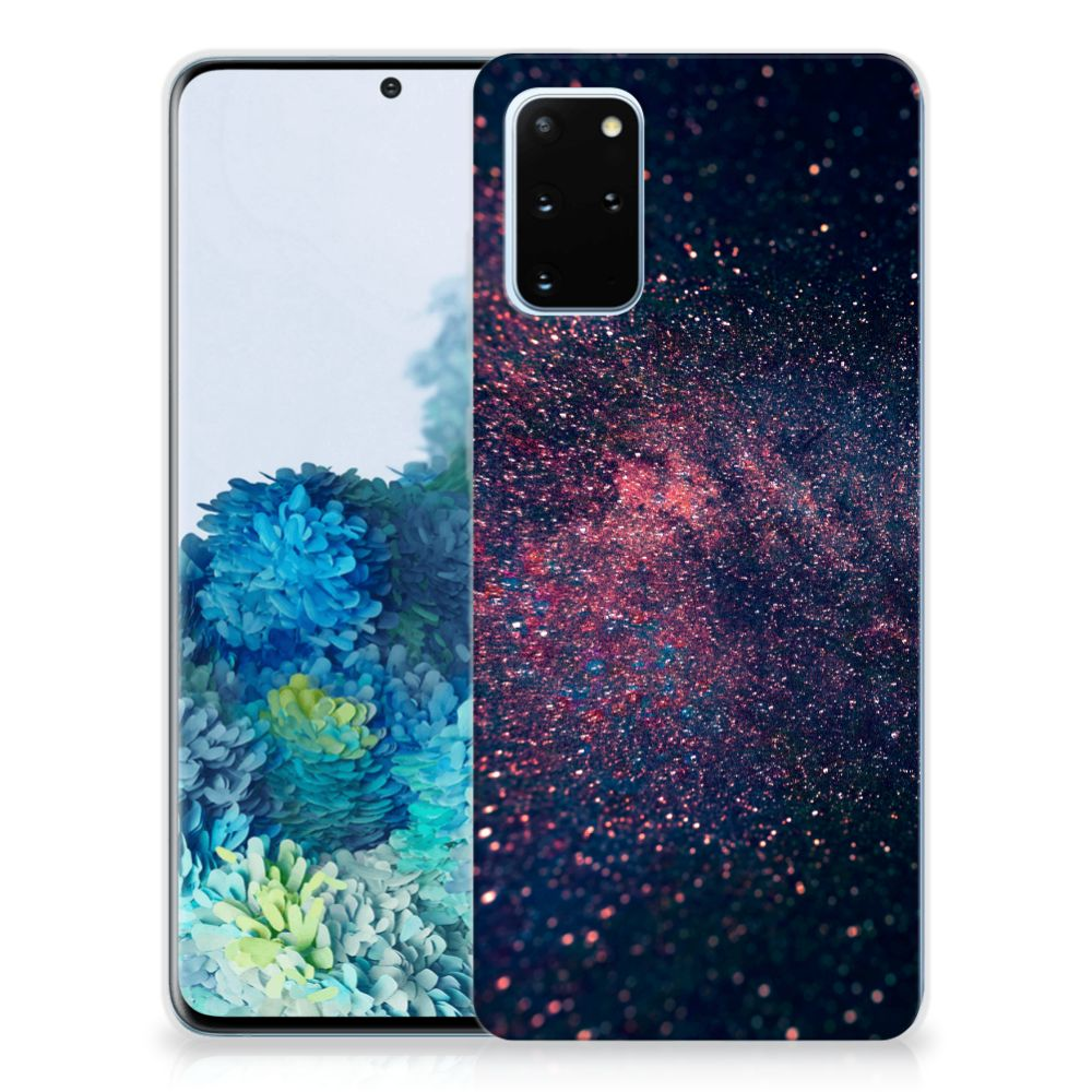 Samsung Galaxy S20 Plus TPU Hoesje Stars