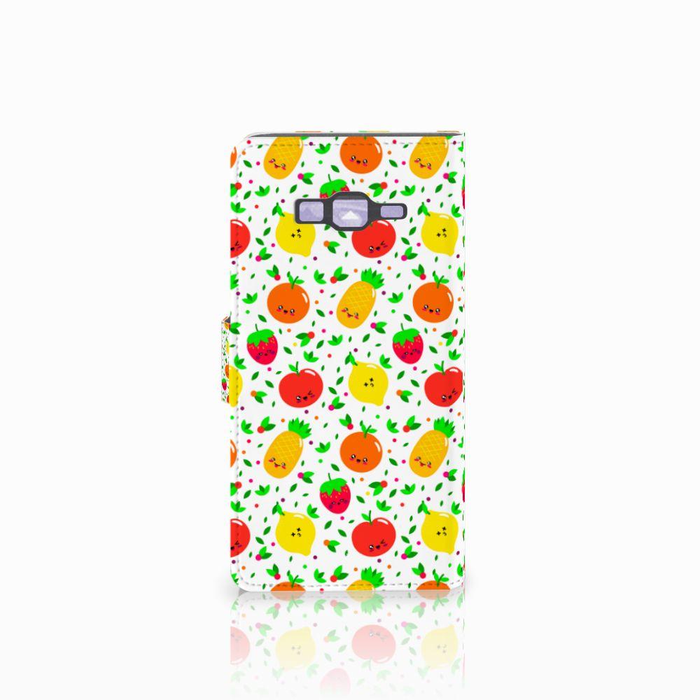 Samsung Galaxy Grand Prime | Grand Prime VE G531F Book Cover Fruits