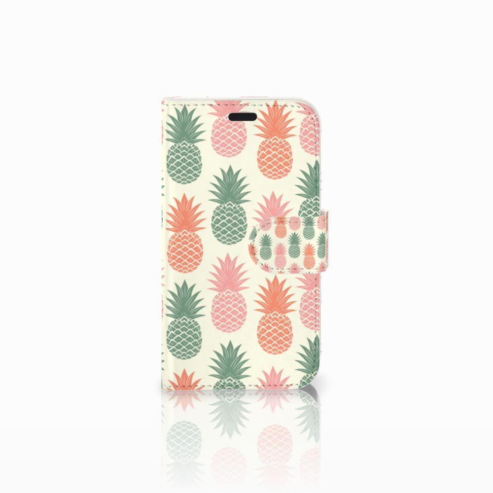 LG L Fino Boekhoesje Design Ananas