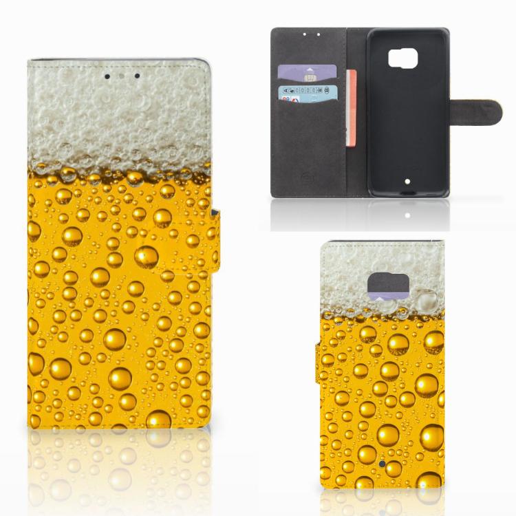 HTC U Ultra Book Cover Bier