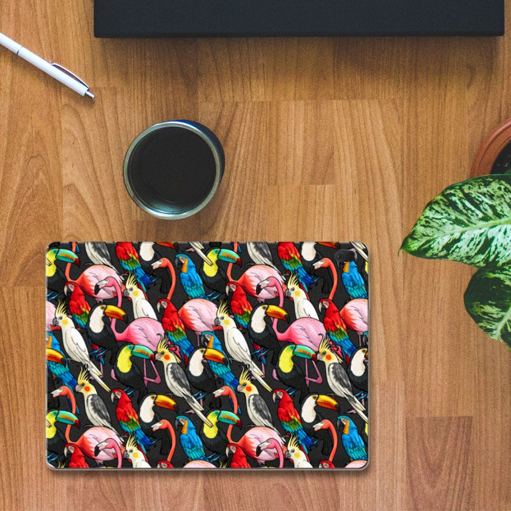 Lenovo Tab E10 Back Case Birds