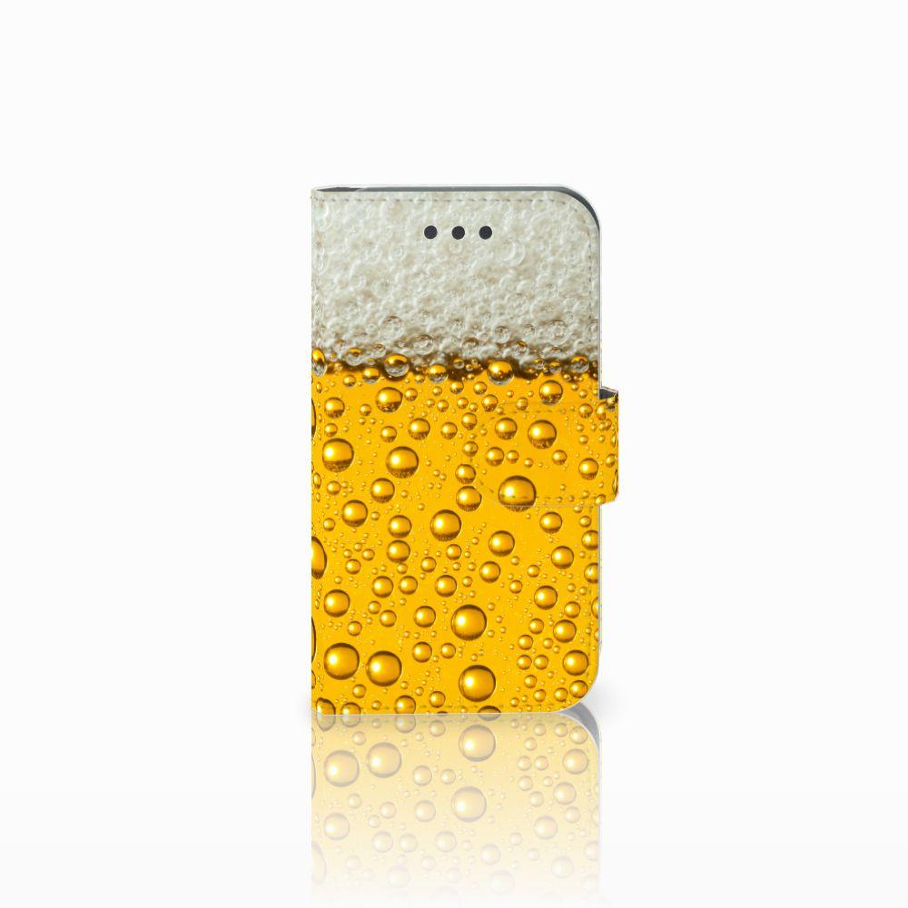 Samsung Galaxy Core 2 Uniek Boekhoesje Bier