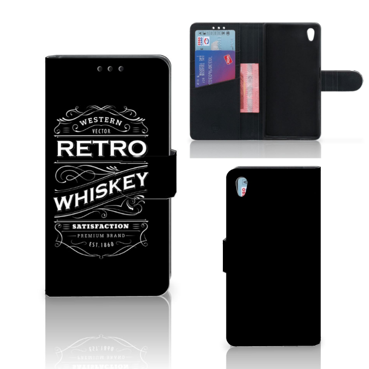 Sony Xperia Z5 | Z5 Dual Book Cover Whiskey