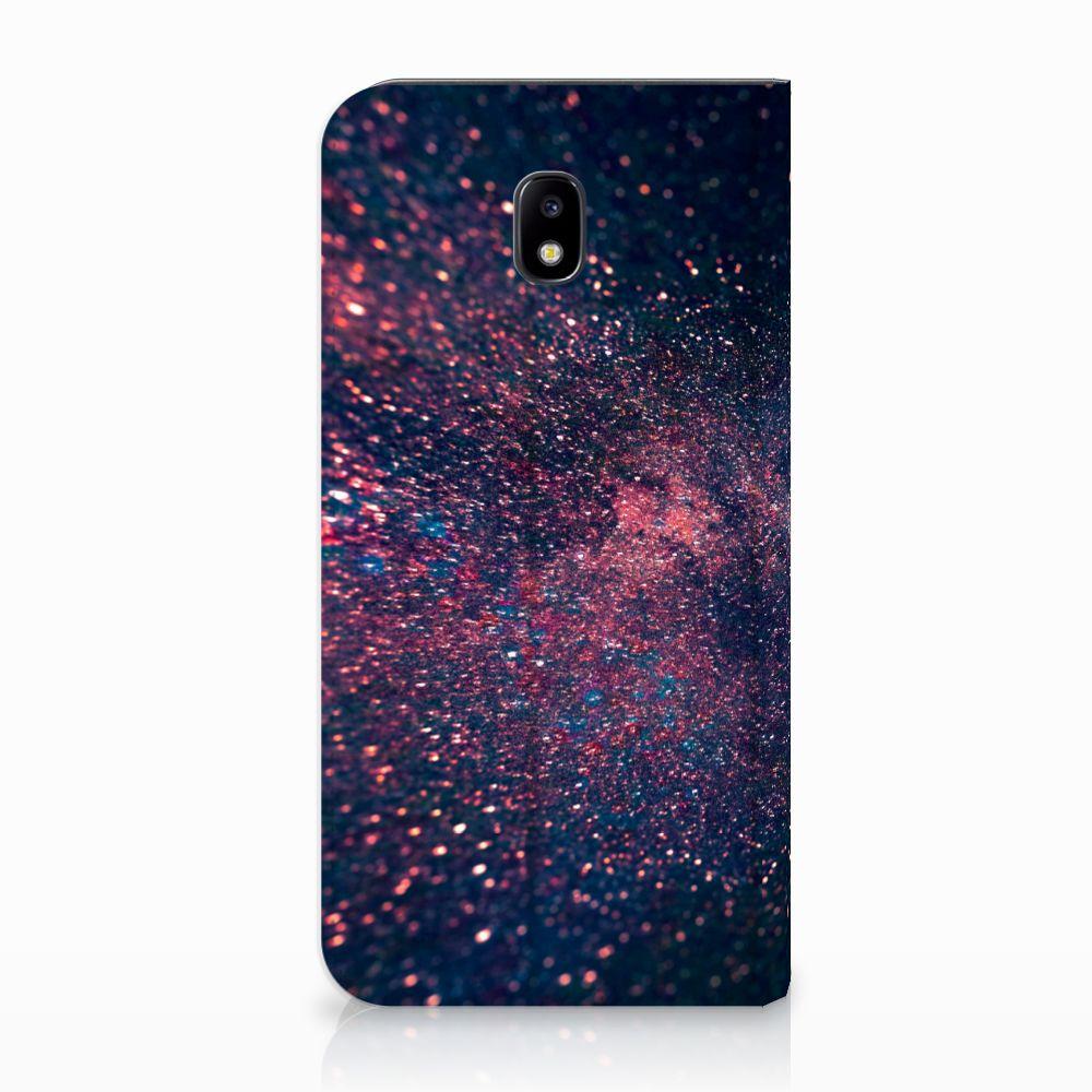 Samsung Galaxy J5 2017 Standcase Hoesje Design Stars