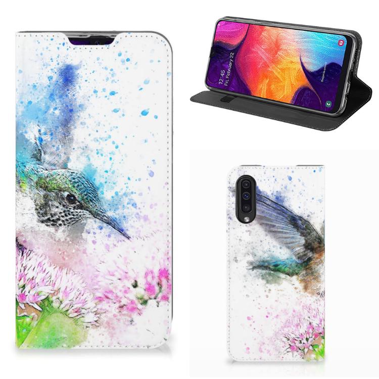 Bookcase Samsung Galaxy A50 Vogel