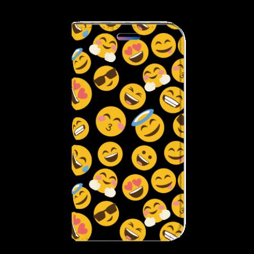 Apple iPhone X   Xs Standcase Hoesje Design Emoji