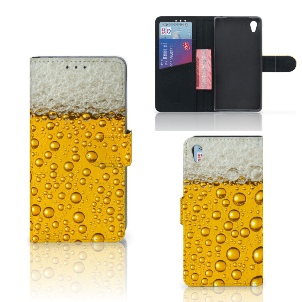Sony Xperia Z2 Book Cover Bier